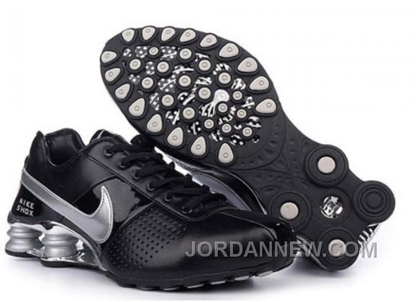 Discover the Men's Nike Shox OZ Shoes Black/Silver Online collection at  Pumaslides. Shop Men's Nike Shox OZ Shoes Black/Silver Online black, grey,  ...