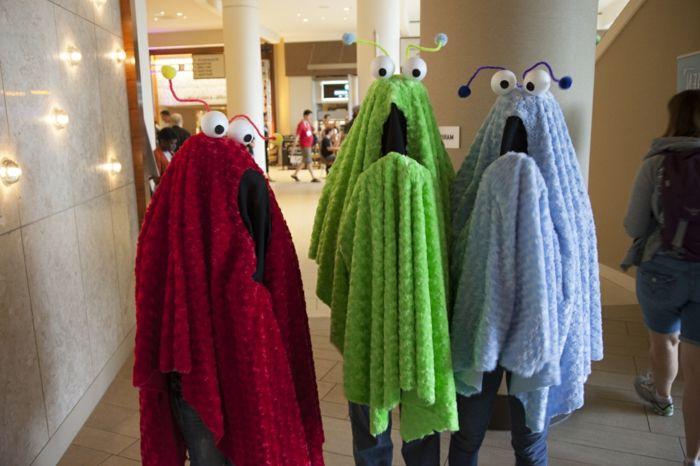 Ideas de disfraces caseros para ni os y adultos - Disfraces caseros adulto ...