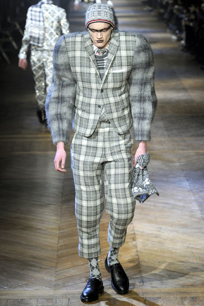 Fall 2012 Menswear - Thom Browne