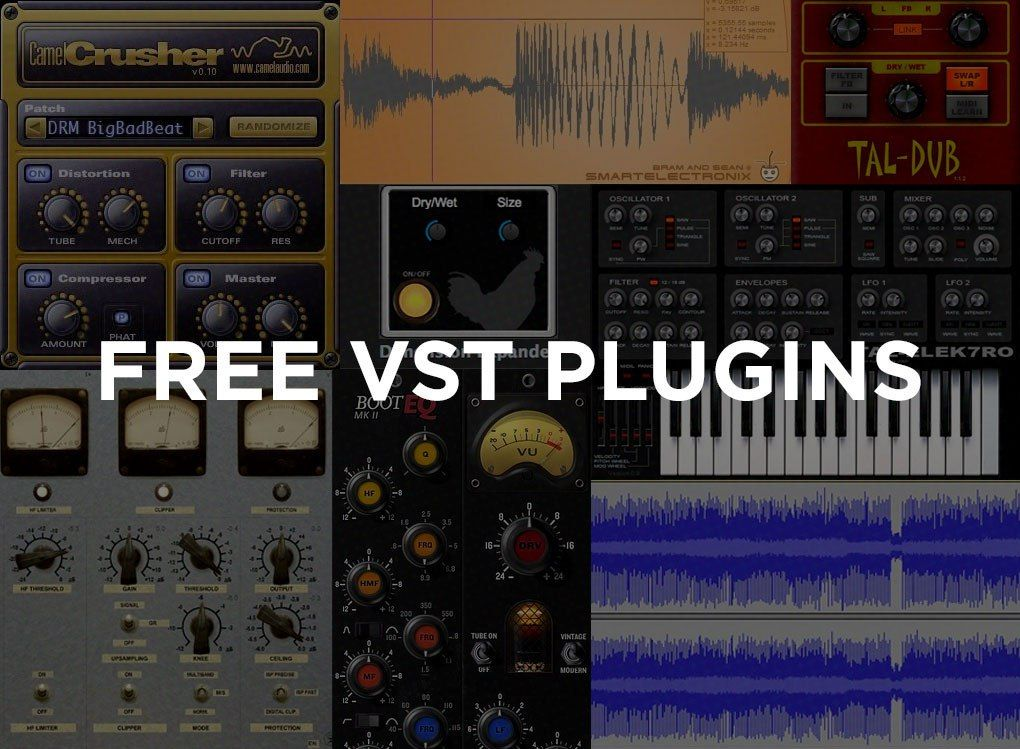 Best Free VST Plugins, Free Instruments, Synths & Vocal