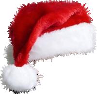 *:* Touca e/ou Gorro de Papai Noel na foto *:* TonyGifsJavas.com.br