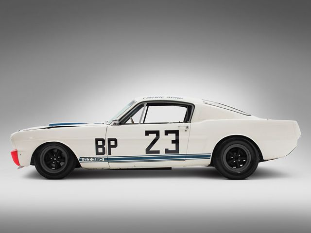 Shelby Mustang GT350 R
