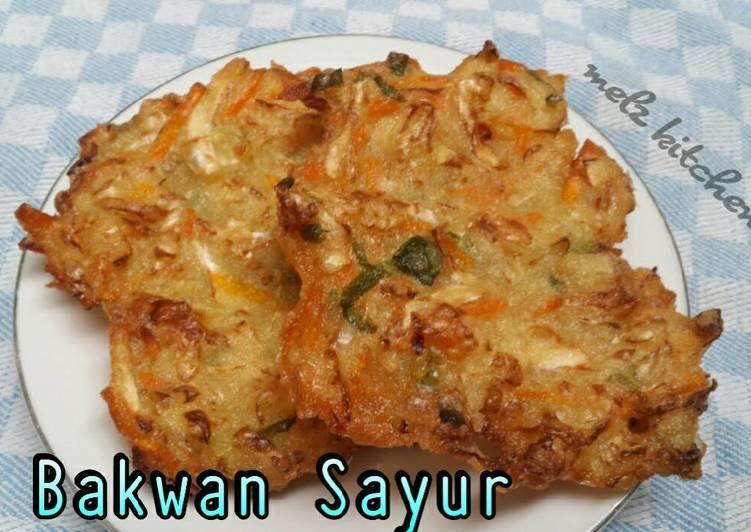 Resep Bakwan Sayur Oleh Melz Kitchen Resep Resep Masakan Resep Makanan Memasak