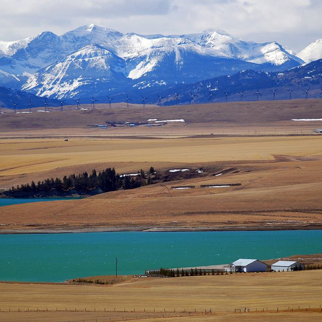 Amazing Places Canada: Southern Alberta Foothills, Spring 2010