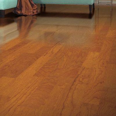 Bruce Flooring Turlington 3 Engineered Maple Hardwood In Cinnamon