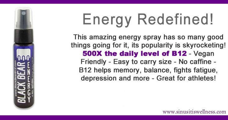 Black Bear Energy Spray provides all natural #energysupplements to enhance athletic performance and everyday life.