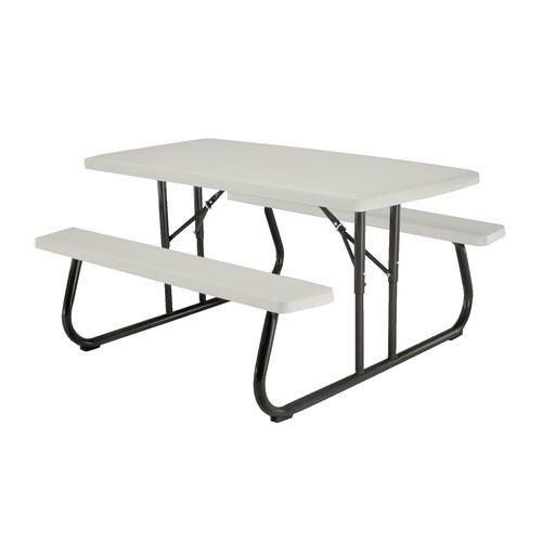 5 Folding Picnic Table At Menards Folding Picnic Table Table Picnic Table Plans