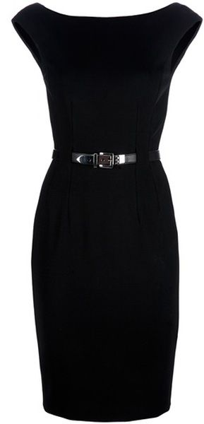 622edd1ed5c1 Classic. Simple. Love it. Ralph Lauren Irina Dress dressmesweetiedarling Little  Black Dress ...