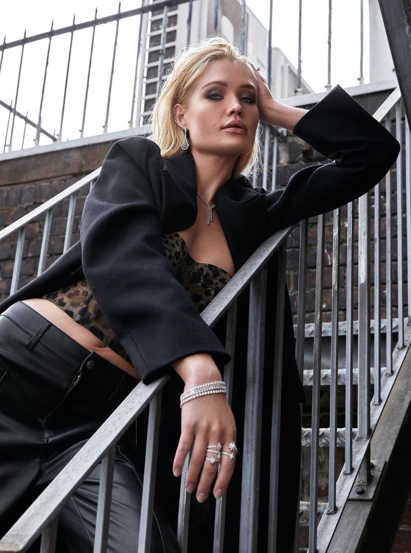 Photo of Camilla Christensen shines for the pages of Rox Magazine – Camilla Christen …