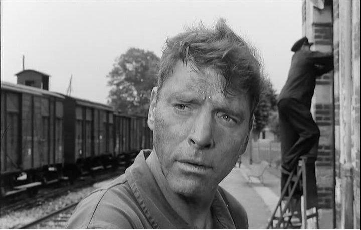 Burt lancaster in the train 1964 john frankenheimer