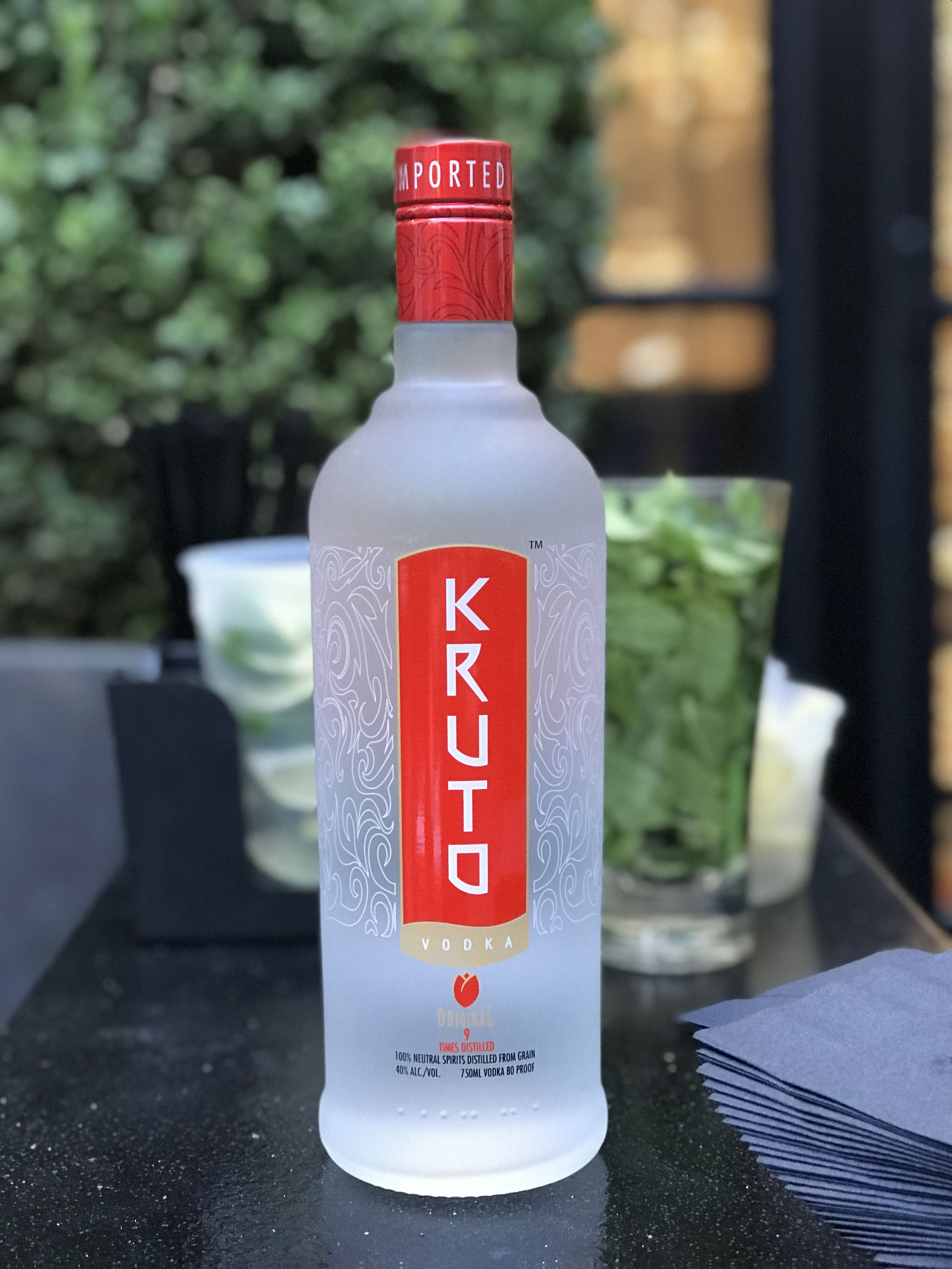 Mirror Mirror On The Wall Who S The Smoothest Vodka Of Them All Kruto Of Course Krutomakesitsmoother Krutovodka Vodka Smoothest Vodka Vodka Wine Bottle