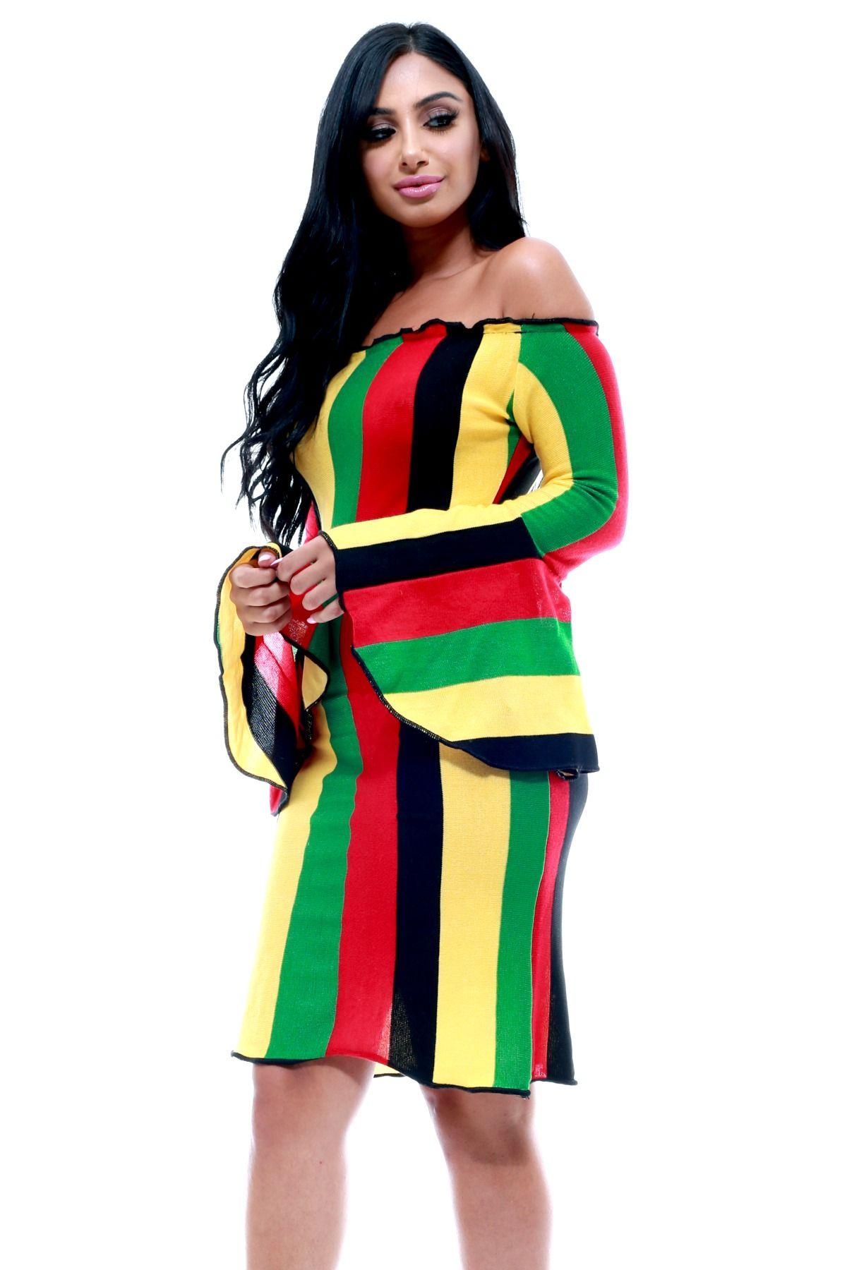 b52a1b986311ce Rasta Dress Jamaican Clothing Trend is Back - Fifth Degree