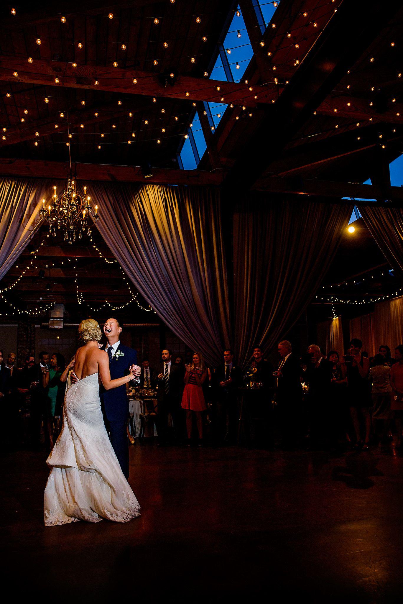 Atlanta Wedding at The Foundry at Puritan Mill Atlanta