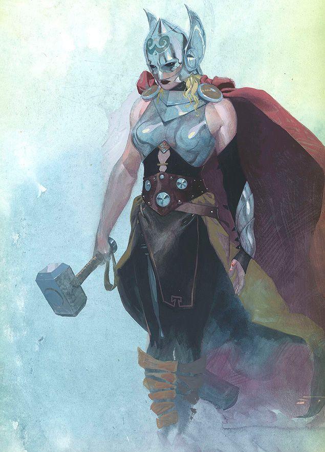 Thor , só que não...