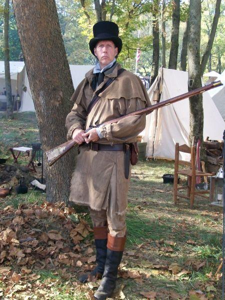 2nd Regiment Kentucky Volunteer Militia | Uniforms & Equipment