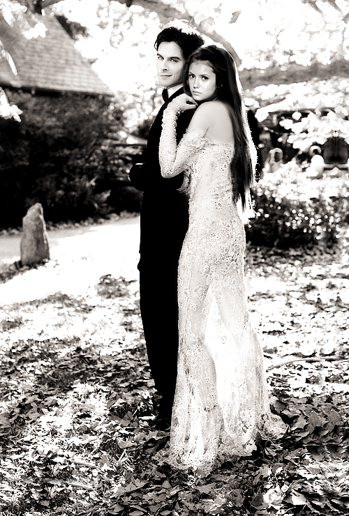 when do damon and elena get married