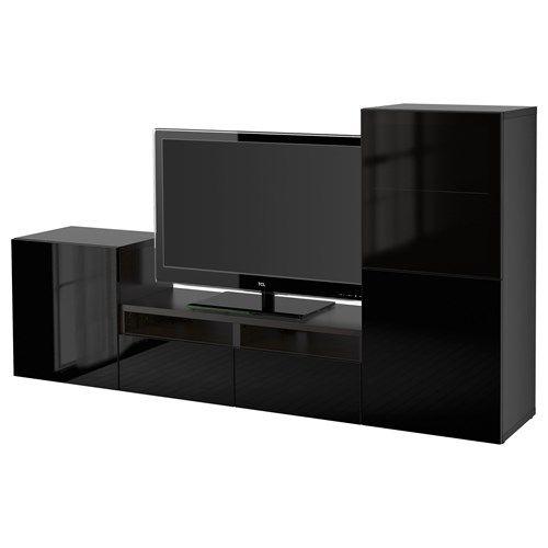 BESTA SELSVIKEN,tv ünitesi for HOME Pinterest TVs and House - tv grau beige