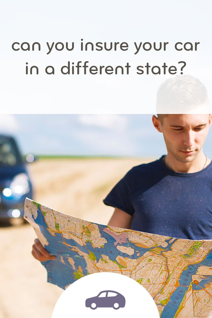 Updating vehicle information in a new state the allstate