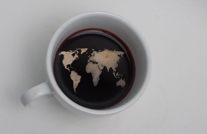 The World in a Coffee