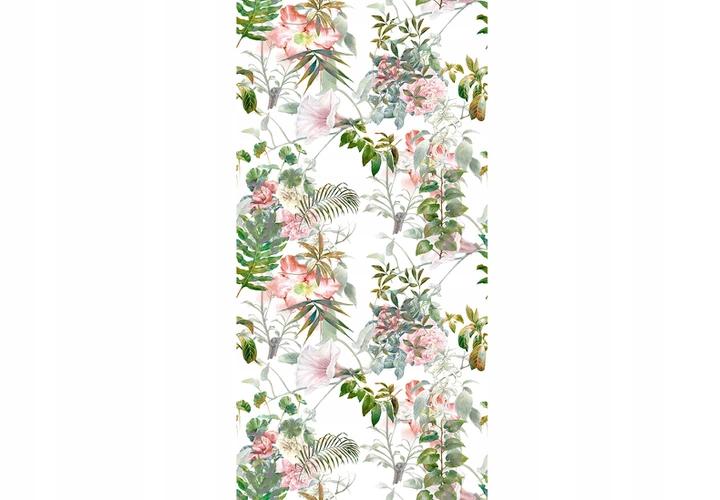 Tapeta Rolka Kwiaty Liscie 0 5x10m B B 0318 J A Printed Shower Curtain Floral Wallpaper
