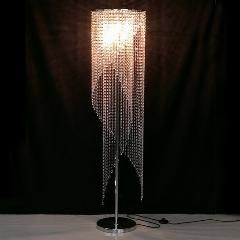OFF Led Fashion Modern Crystal Floor Lamp Living Room Lights - Bedroom lights off