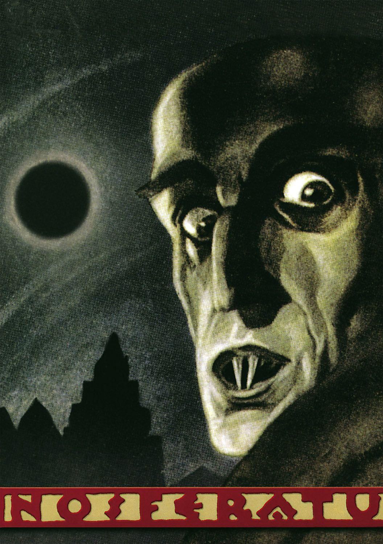 Image result for nosferatu original poster
