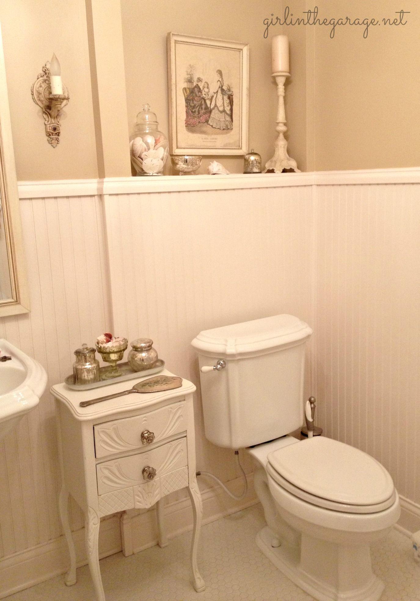 Home decor bathroom - Victorian Cottage Home Decor