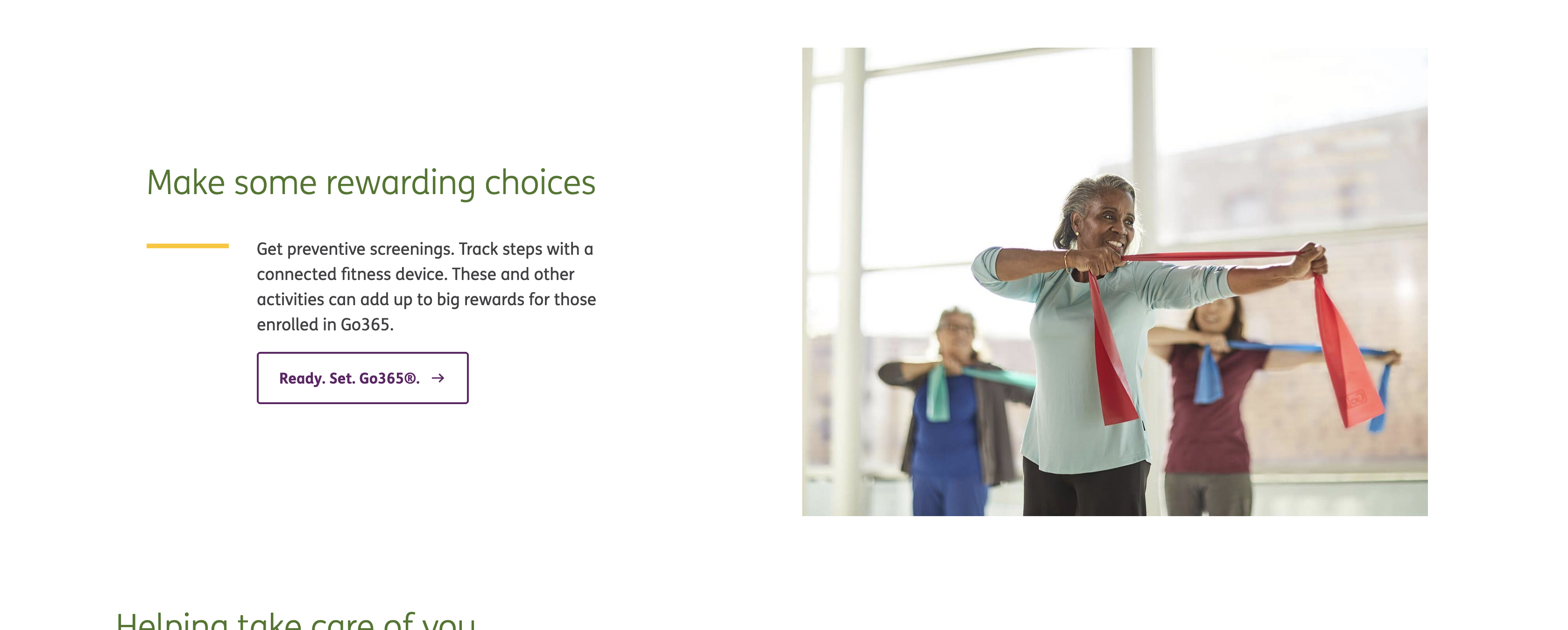 Humana in 2020 Health insurance plans, Fitness devices