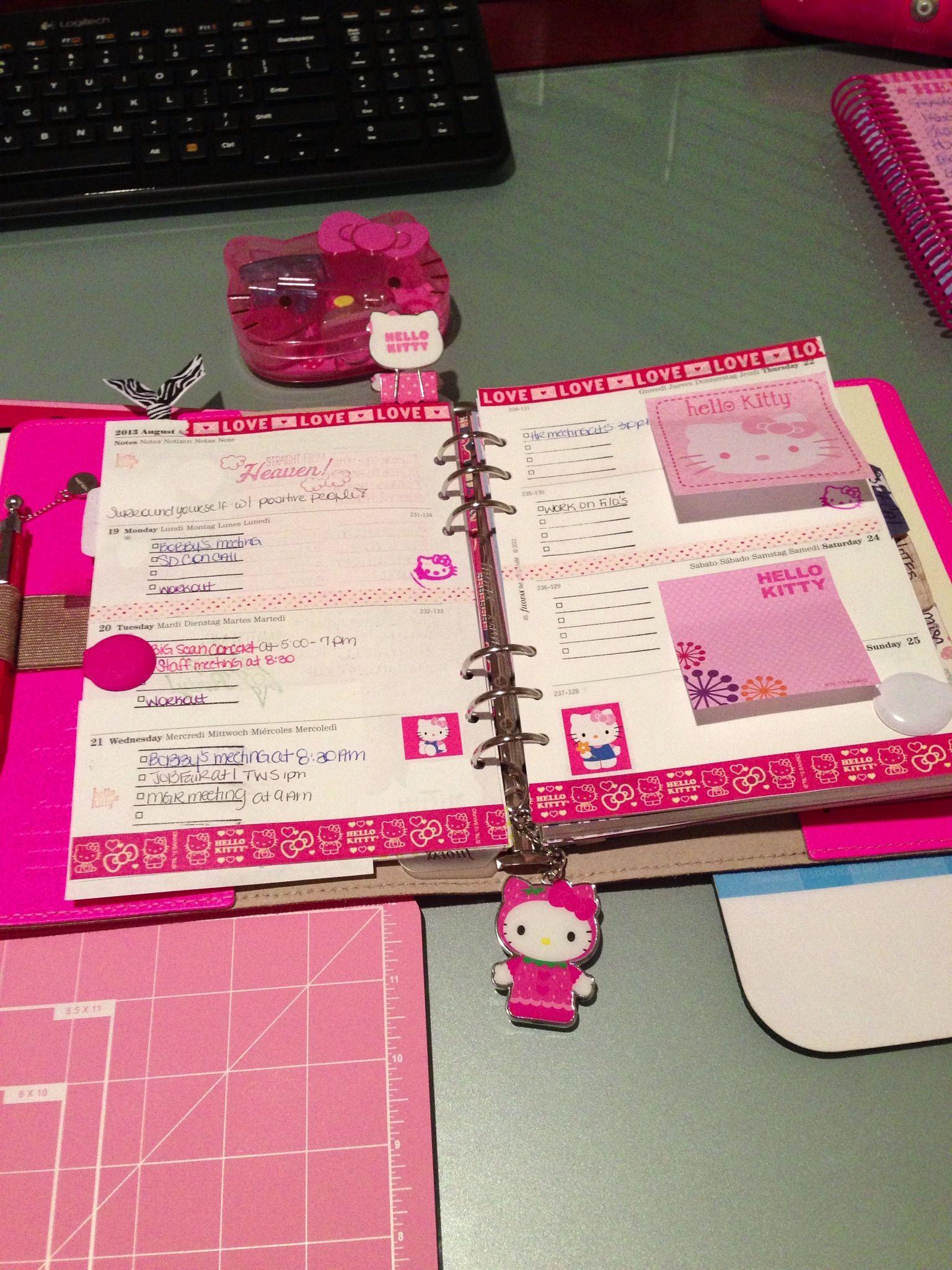 Hello kitty scrapbook ideas - Hello Kitty
