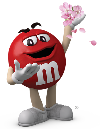 b299cf902b4 Red character Chocolates M m