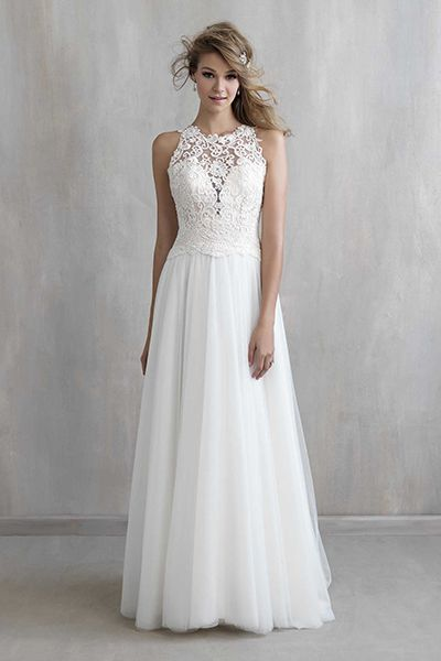 Wedding gown by Madison James.Check out more gorgeous dresses in our Madison James gown gallery