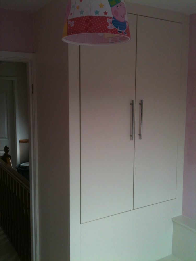 Bed Over Stair Box With Storage And Stairs: Image Result For Stair Bulkhead Cupboard