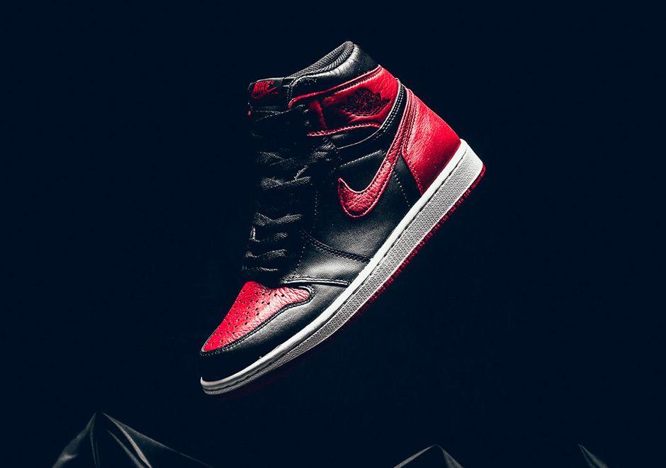 d2fbad7680e Jordan 1 Banned Restock Info   What's Crackin ??   Jordans, Nike ...