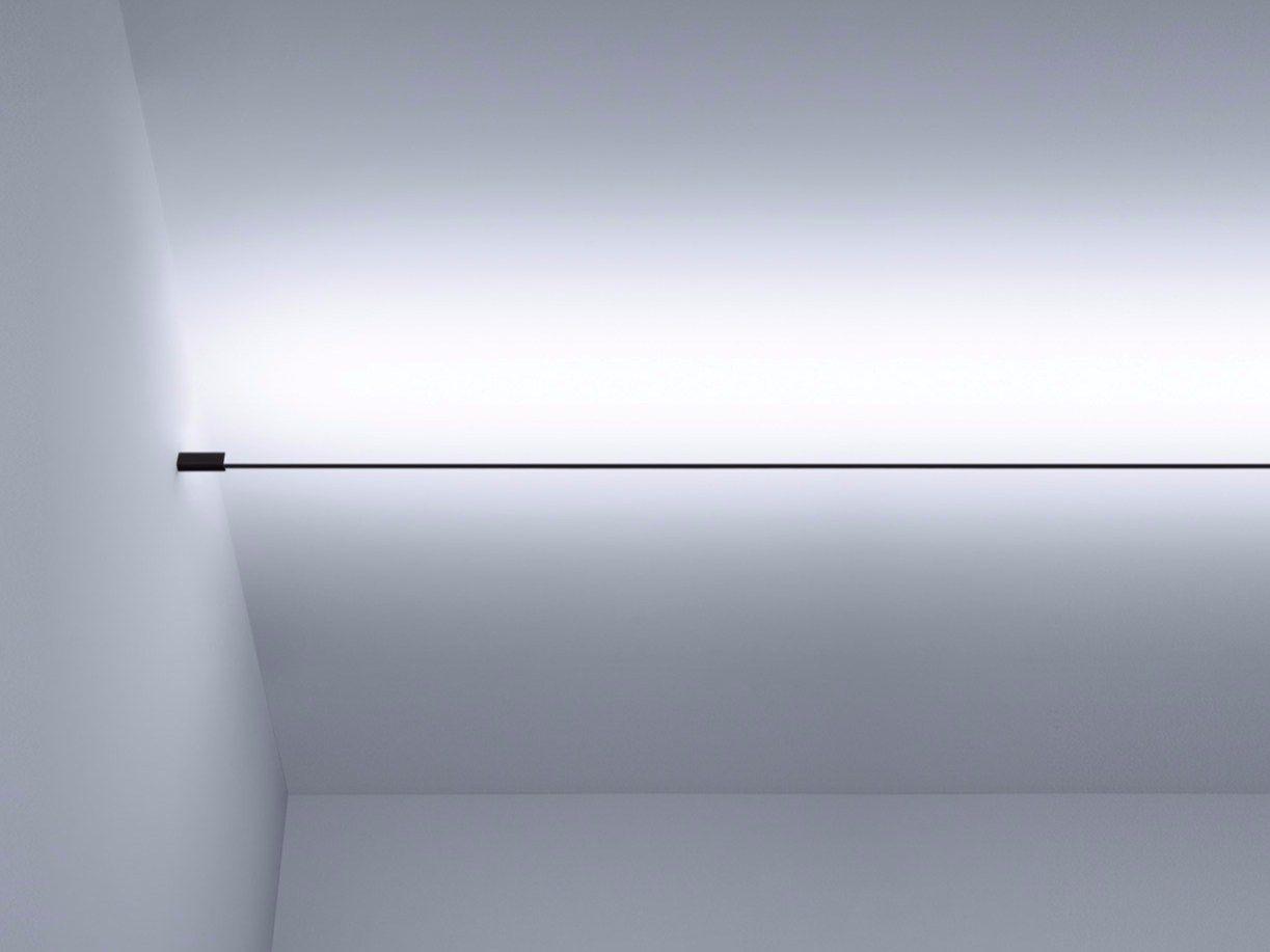 Lampada da parete lampada da soffitto infinito by davide groppi