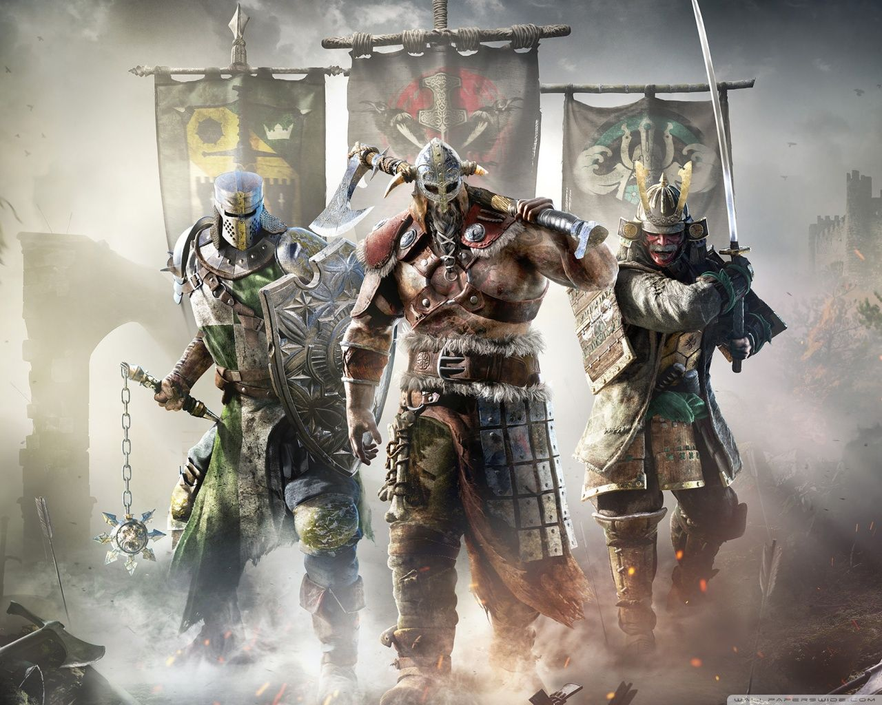For Honour Warriors [12801024] Free xbox one games, Xbox