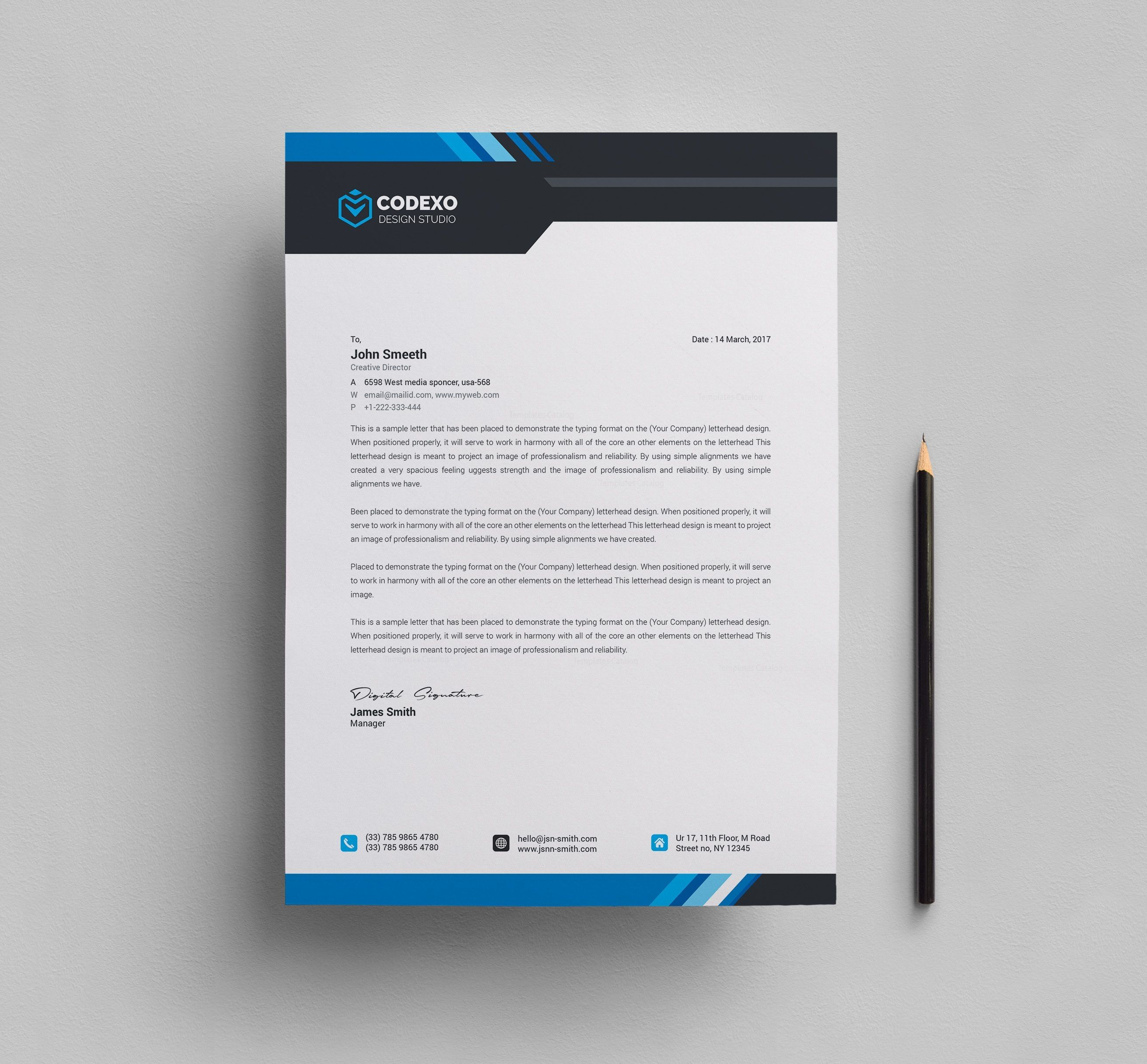 high quality letterhead stationary template 000609 staffing recruiter resume sample academic cv profile creative career objective
