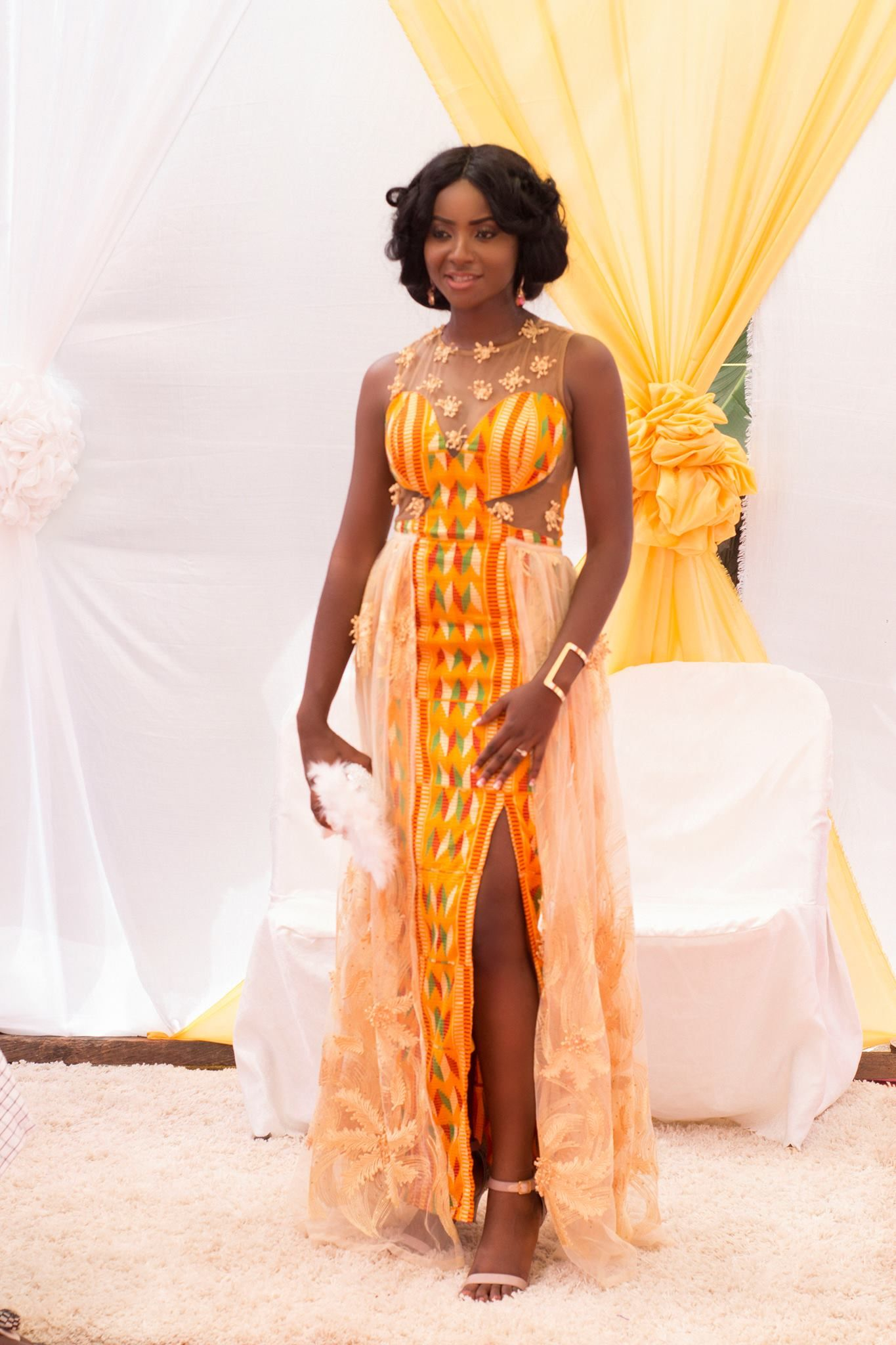 for African traditional wedding dress styles