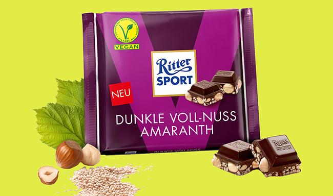 Ritter Sport to Launch New Vegan Milk Chocolate Bars