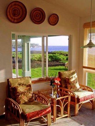 Hawaii Home Alcove Sunny Ideas From Hawaii Craigslist Love This Fabric Hawaiian Home Decor Hawaiian Homes Home Decor