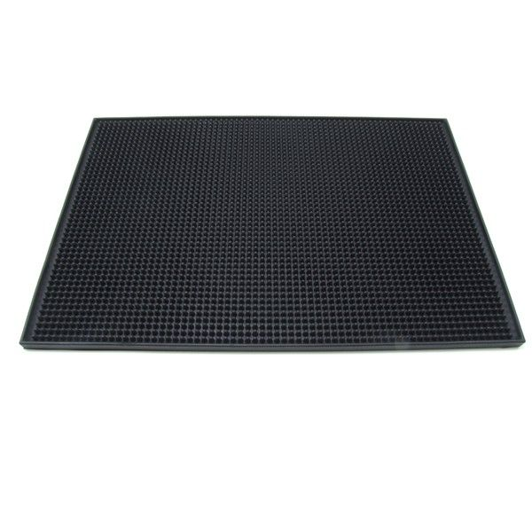 Large rubber bar service spill mat 18 x 12 - Sottopentola ikea ...