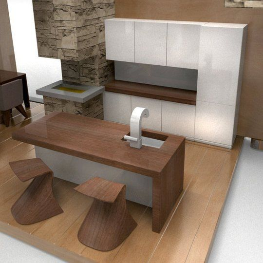 Modern Dollhouse Furniture By Brinca Dada