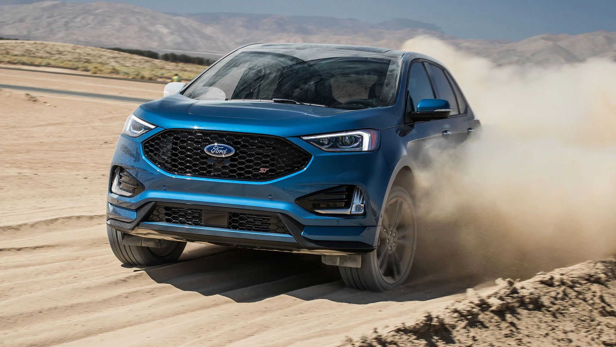 2021 Ford Edge St Review Features Price Performance Mpg And Rivals Compared Ford Edge Ford Suv Prices