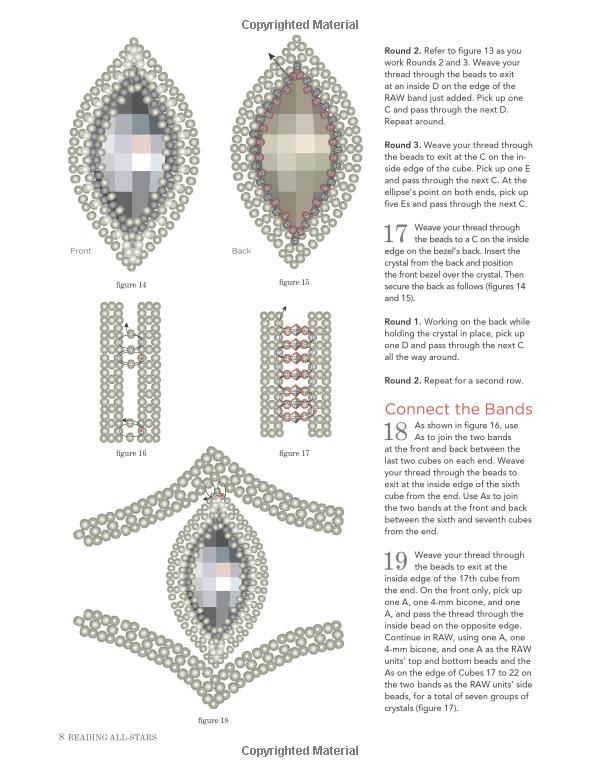 Beading All Stars 20 Jewelry Projects From Your Favorite