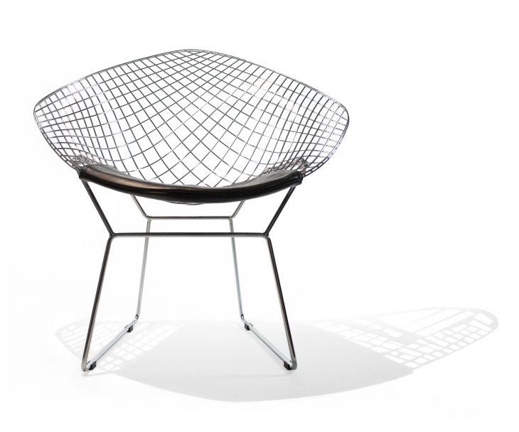 Bertoia diamond chair reproduction