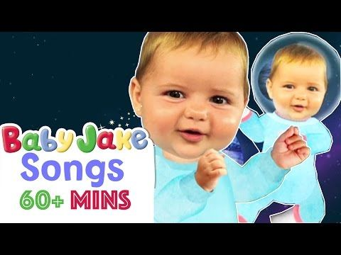 """Violeta learns English: Baby Jake - 60+ Minutes """"Let's ..."""