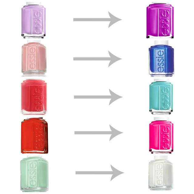 Sincerely Miss Ash: MANI AND PEDI POLISH COMBINATIONS | Nails ...