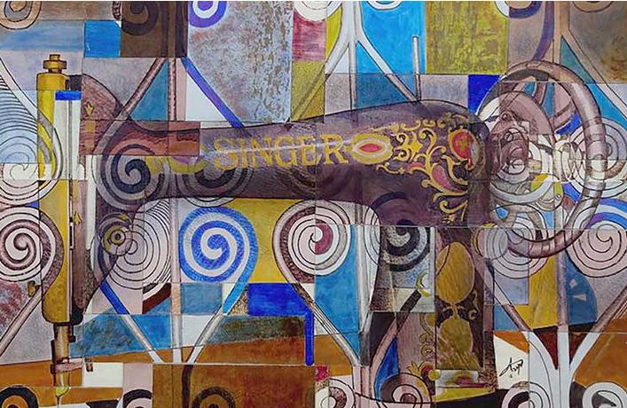 احمد حسن الزعيم Egyptian Art Arabic Art Art