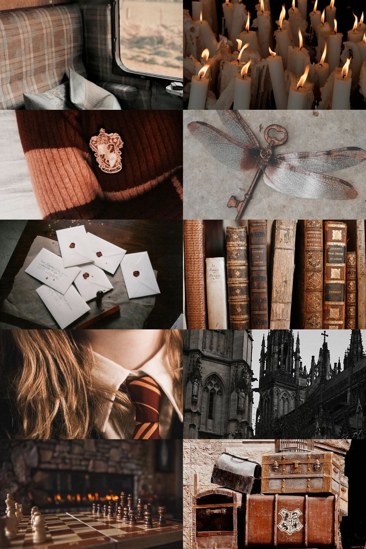 Aesthetic Harry Potter Wallpaper
