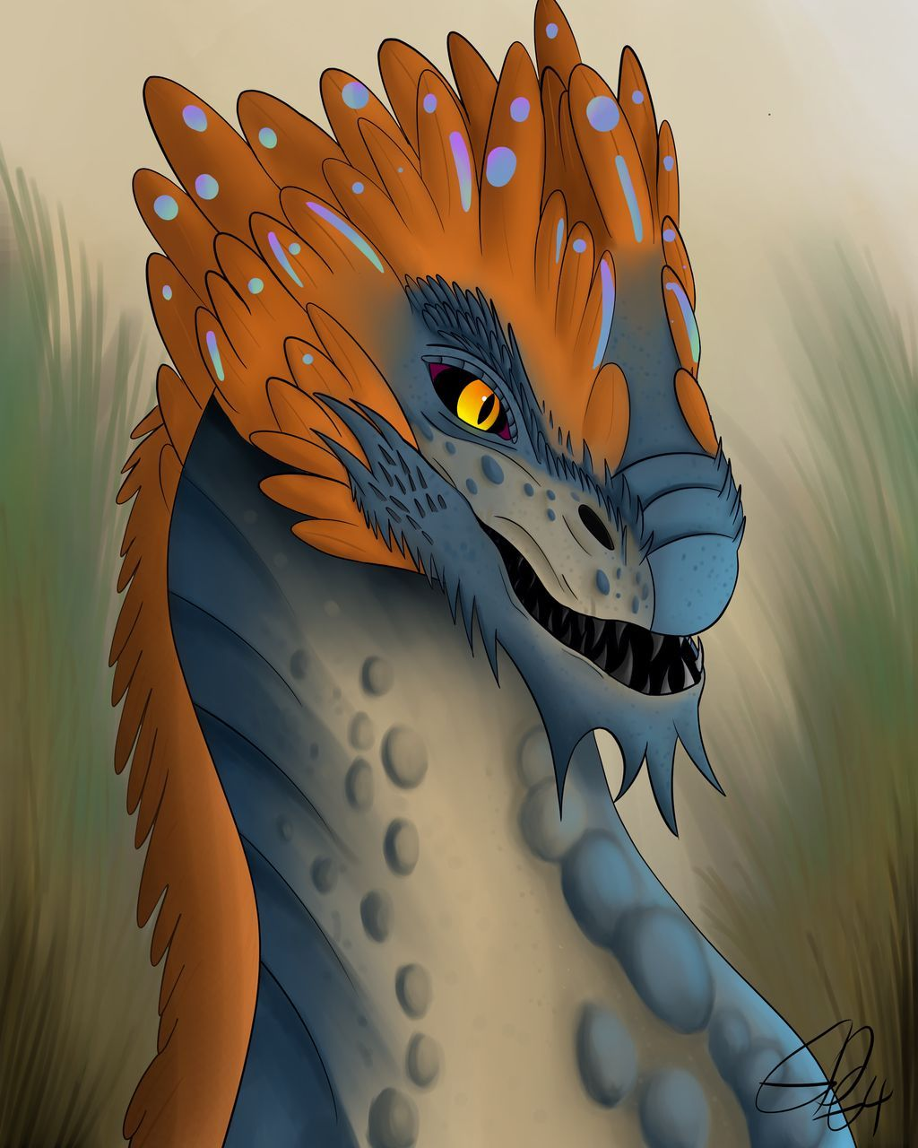Ark Rockdrake By Ghostdragon64 On Deviantart Creature Art Dinosaur Images Dragon Artwork