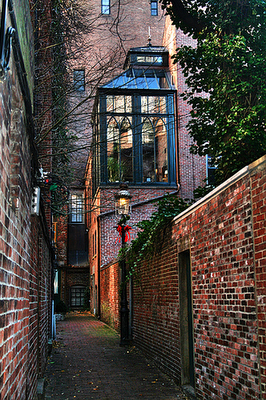 """Beacon Hill""- the prettiest, most charming neighborhood in Boston"
